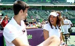 novak and mel b