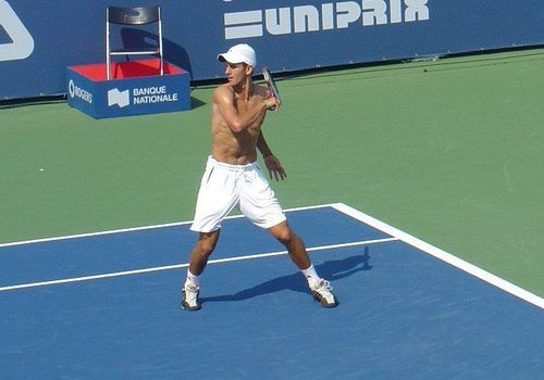 novak naked