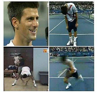 Novak Djokovic wallpaper called novak