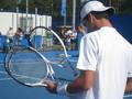 novak racquet