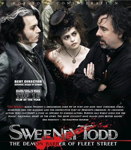 sweeney todd - benjamin-barker-sweeney-todd Photo