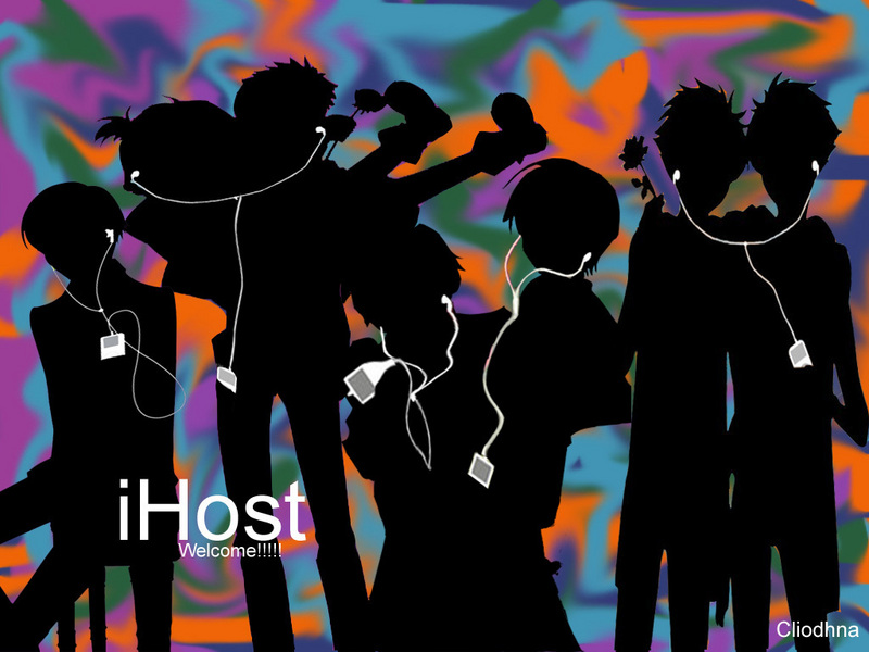 ouran high school host club wallpaper. the iHost - Ouran High School