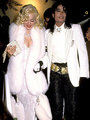 with Madonna - michael-jackson photo