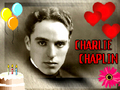 ♫♥ KING OF COMEDY & FEELINGS HEART MUSIC HAPPY BIRTHDAY DEAR CHARLIE ♥♫ VICKY 16 April - charlie-chaplin fan art