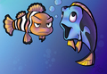 nemo - finding-nemo fan art