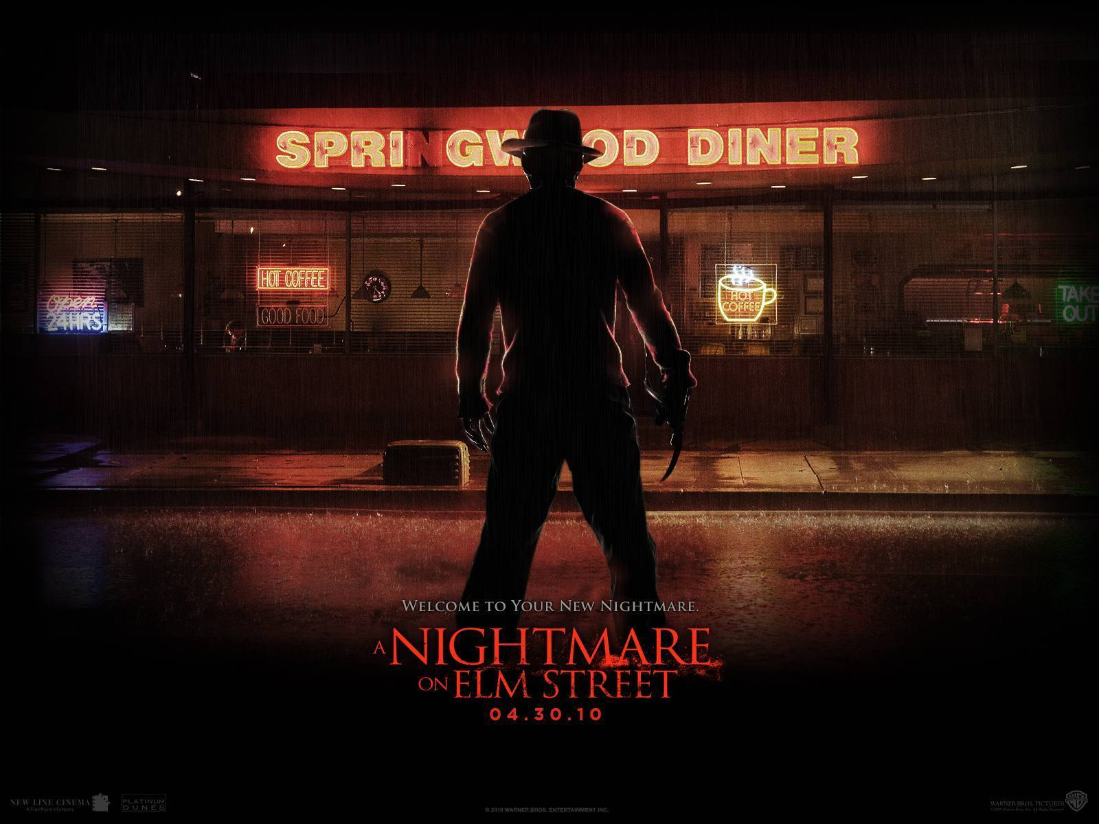Horror movies a nightmare on elm street (2010)