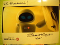 A gift from Pixar to kenzieiscool - wall-e photo