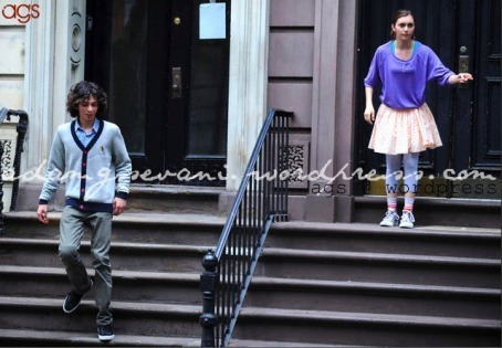 adam g sevani. Adam G. Sevani shooting Step