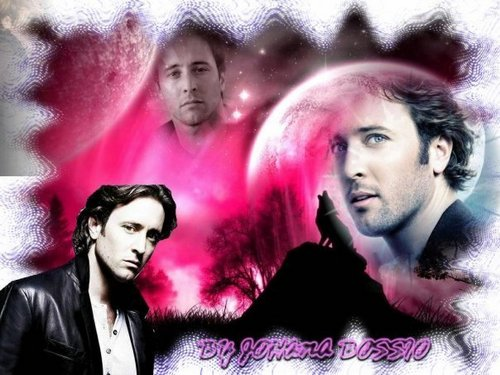 Alex O'Loughlin wallpaper titled Alex