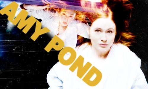 Amy Pond Обои called Amy Pond