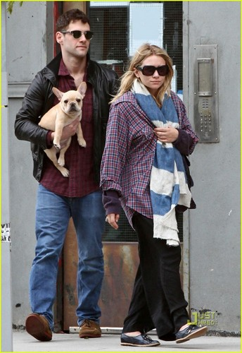 Ashley Olsen: Adding Denim to Elizabeth and James!