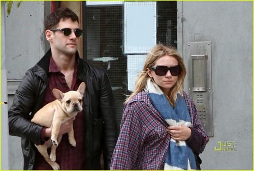 Ashley Olsen: Adding Denim to Elizabeth and James!