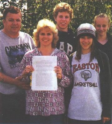 Avril's Family