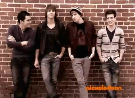 Big Time Rush wallpaper entitled BTR- Halfway There Pics