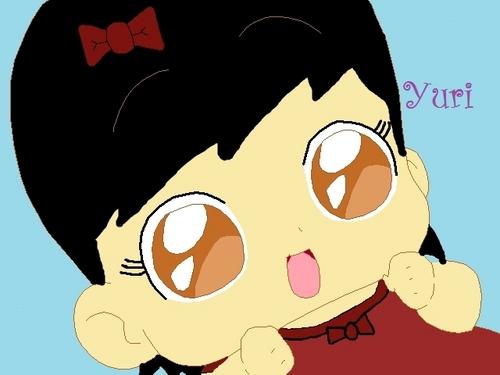 Baby Yuri ^^D