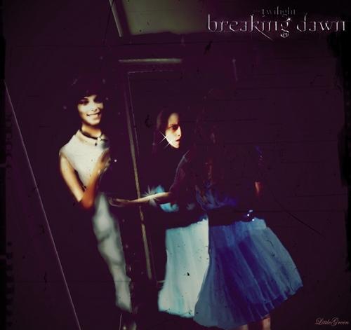 Breaking Dawn (Bella's 'new' Reflection)