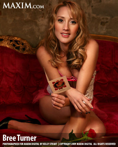 Bree in Maxim - bree-turner Photo