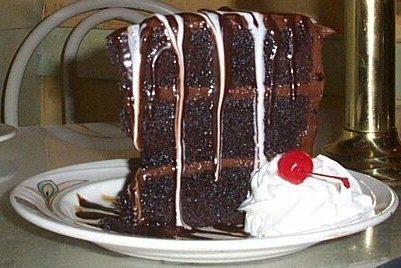 CHOCOLATE!!! <3