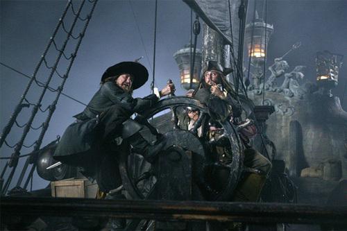 Captain Barbossa