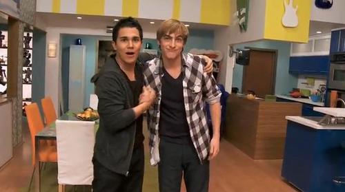 Carlos and Kendall