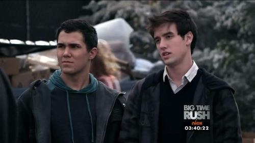 Carlos and Logan - WHAT????