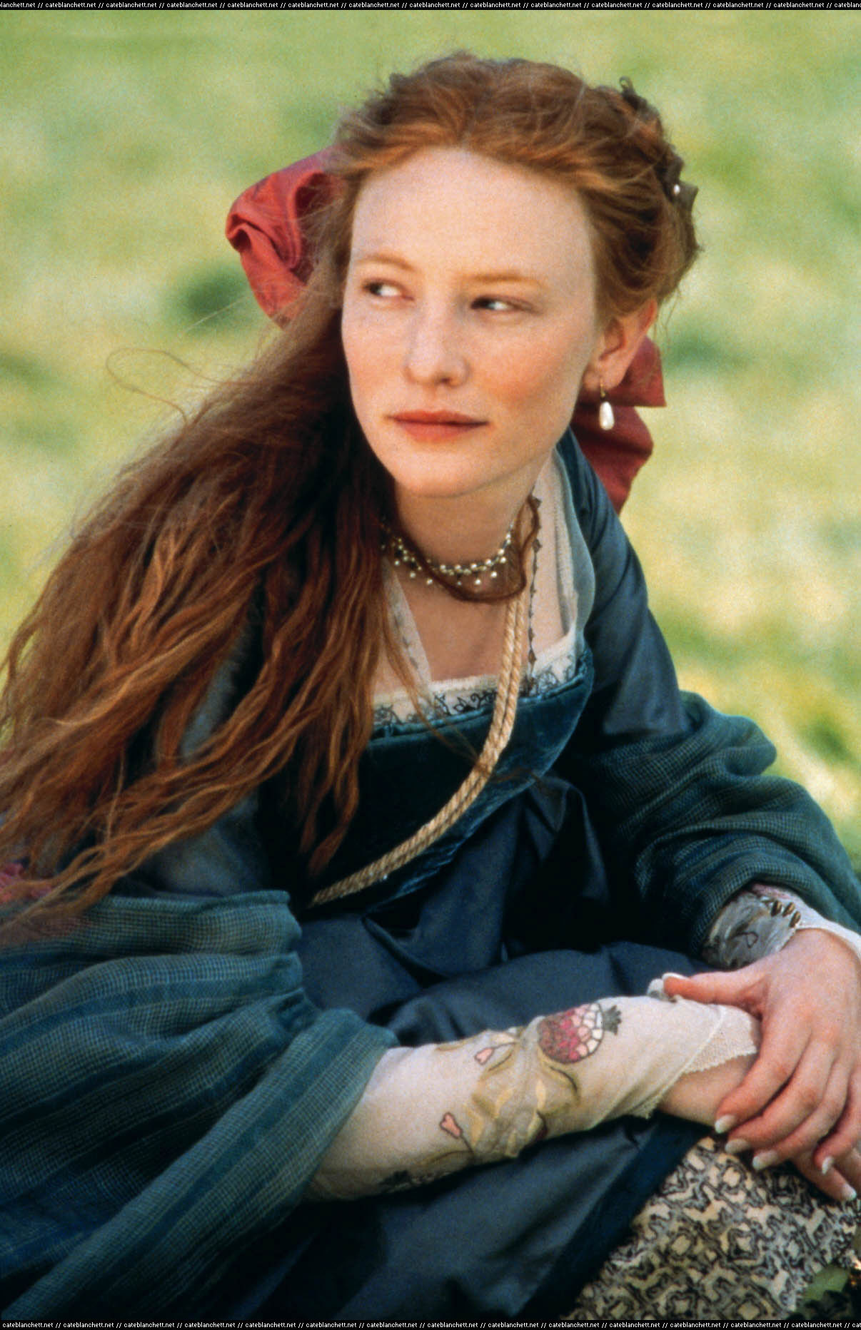 Cate Blancett as Elizabeth I - Elizabeth I Photo (11557204 ...