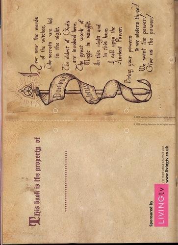 Charmed –Zauberhafte Hexen 7º magazine