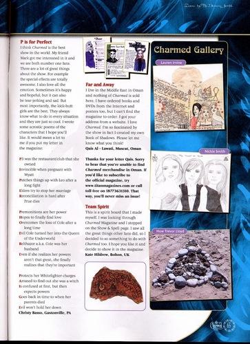 Charmed –Zauberhafte Hexen 7 magazine
