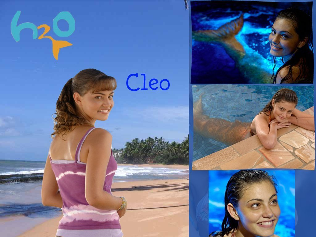 H2o just add water cleo swimming