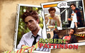 robert-pattinson - Comics-style  wallpaper