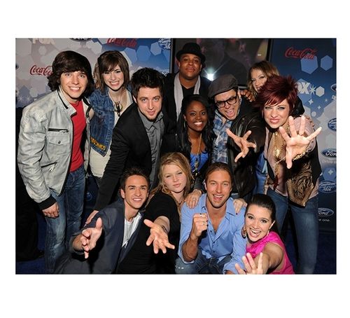 Crystal and the gang