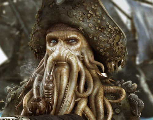 POTCAt Worlds End Images Davy Jones Wallpaper And