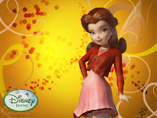 Disney Fairies - disney Wallpaper