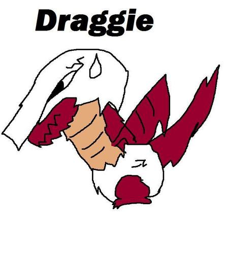 Draggie, legend pokemon