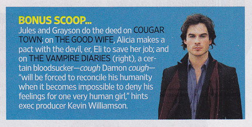 Entertainment Weekly, April 2010