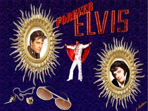 Elvis Presley wallpaper called Forever Elvis