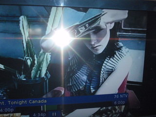 Glimpse of Flaunt Mag Photoshoot on ET Canada.