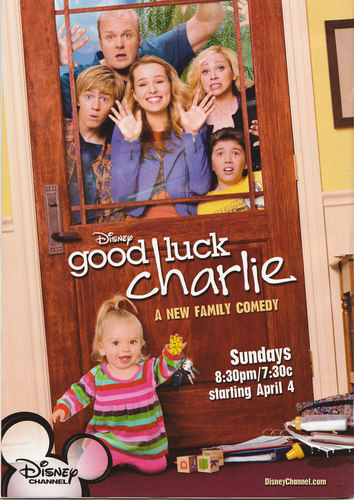 Good Luck Charlie wallpaper called Good Luck Charlie