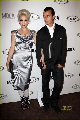 Gwen Stefani & Gavin Rossdale: Tod's Twosome