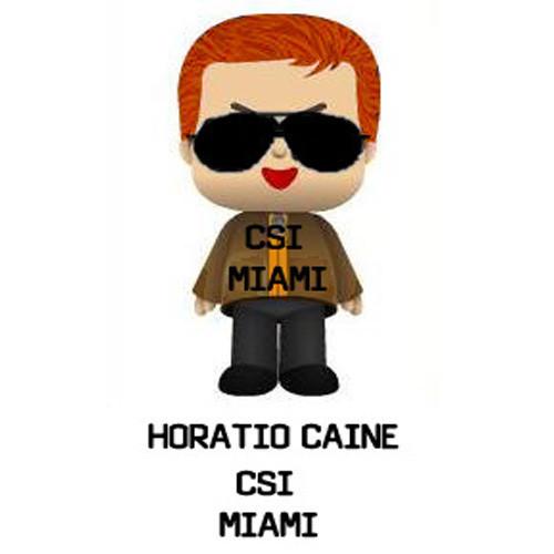 HORATIO CAINE - POCOYO