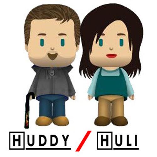 HULI - HUDDY - POCOYO