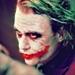 Heath As The Joker