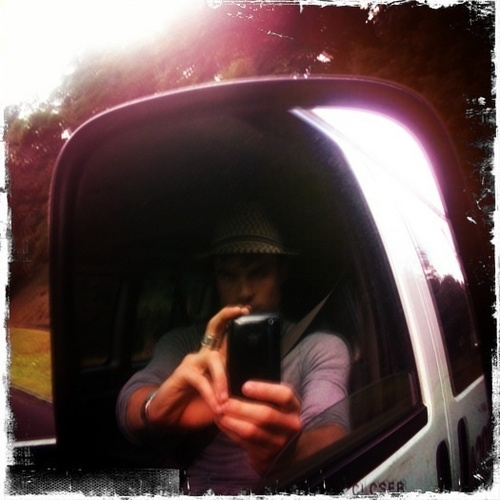 Ian Somerhalder - Twitter