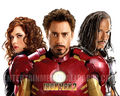 iron-man - Iron Man 2 wallpaper