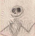 Jack Skellington Sketch