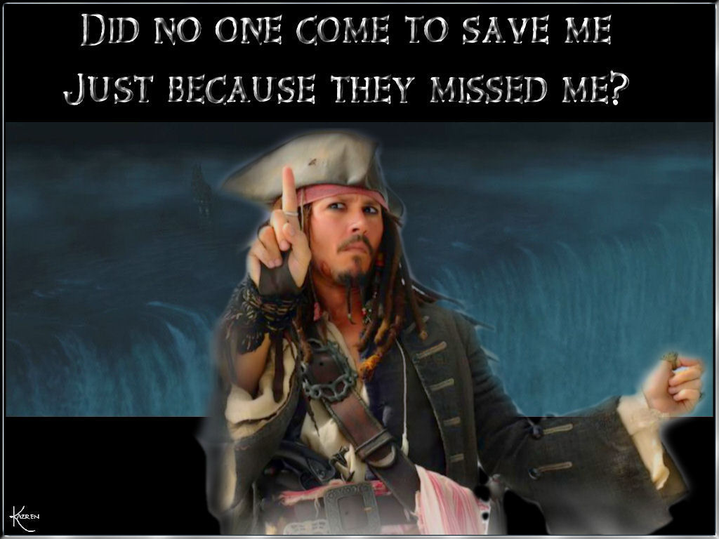 Captain Jack Sparrow Quotes Potcat Worlds End Images Jack Sparrow Hd Wallpaper And Background