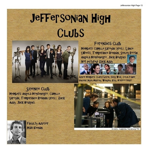 Jefferesonian High School Yearbook