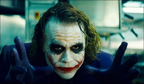 The Joker kertas dinding called Jocker