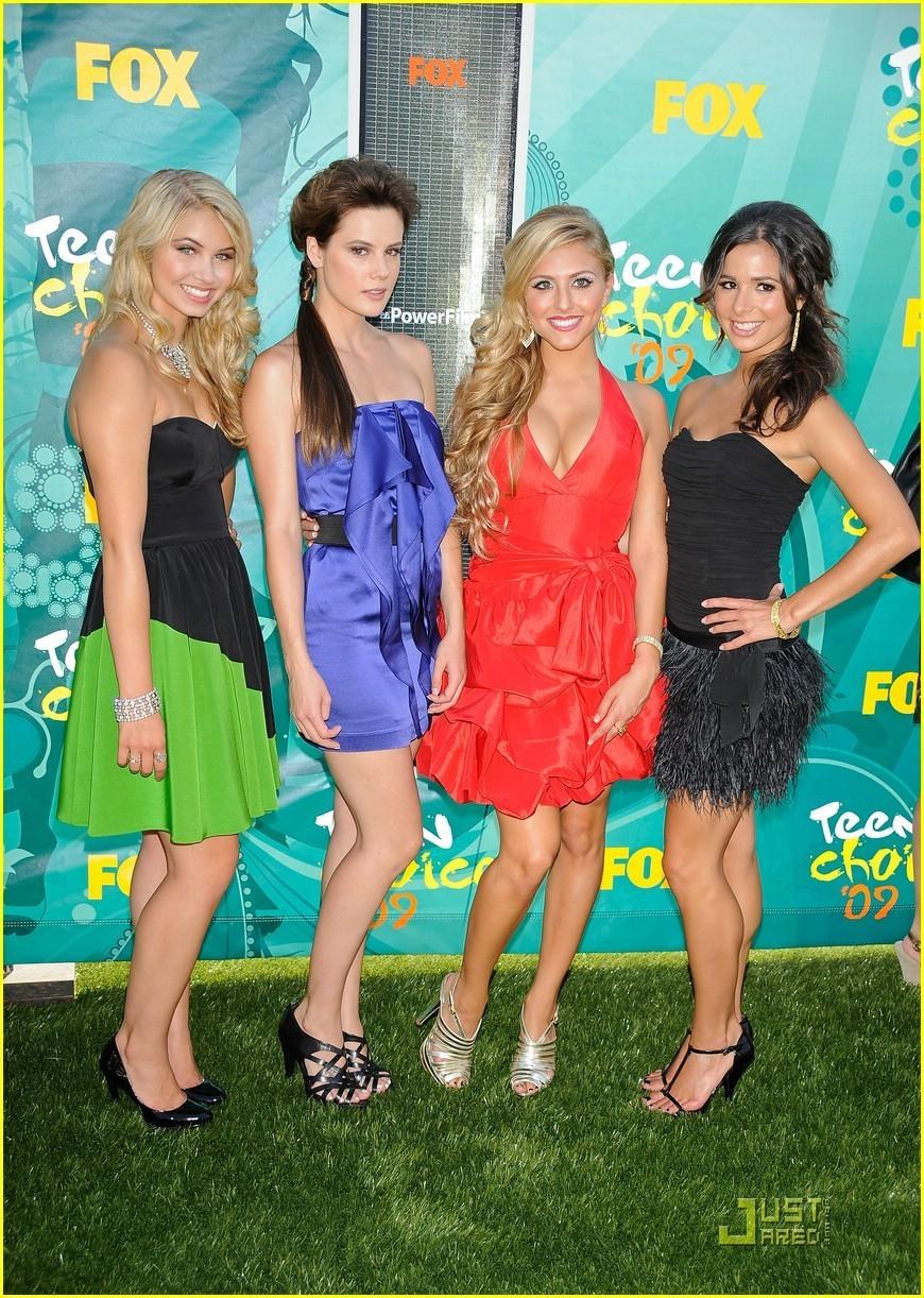Josie loren images Josie @ 2009 Teen Choice Awards HD wallpaper and  background photos