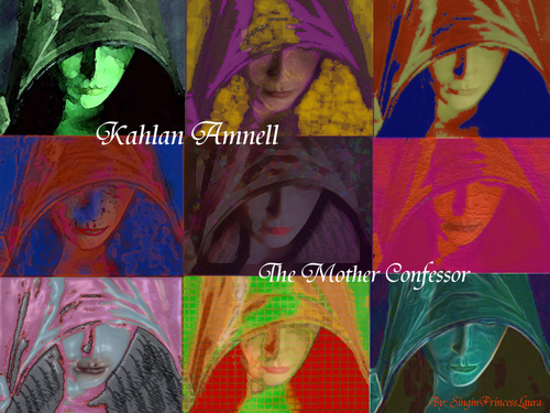 Kahlan (Pop Art)